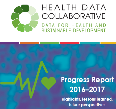 Health Data Collaborative Progress Report 2016-2017