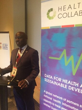 Health Data Collaborative at the UN World Data Forum