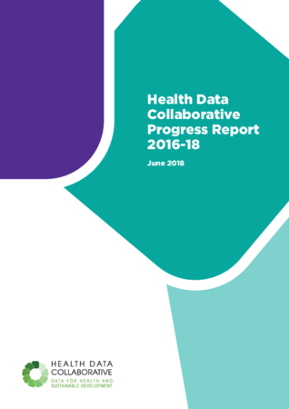Health Data Collaborative Progress Report 2016-18