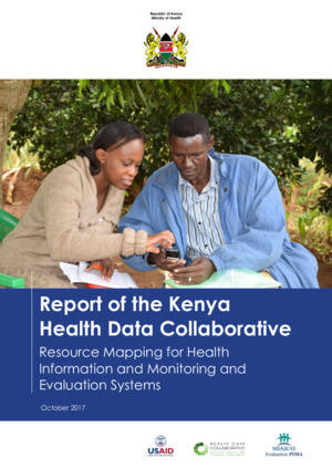 Kenya HIS Mapping Report