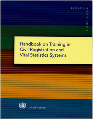 Handbook on Training in CRVS 2002
