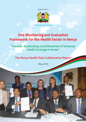 The Kenya Health Data Collaborative Conference Report