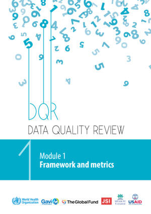 Data Quality Review - Framework and metrics