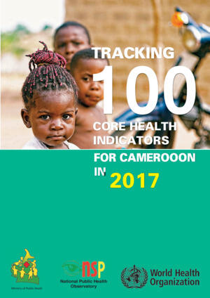 Cameroon Tracking 100 Core Health Indicators in 2017